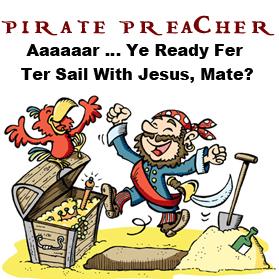 Pirate Preacher